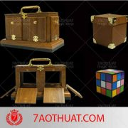 Back-of-Tora-Cube-Handcraft-Antique (2)