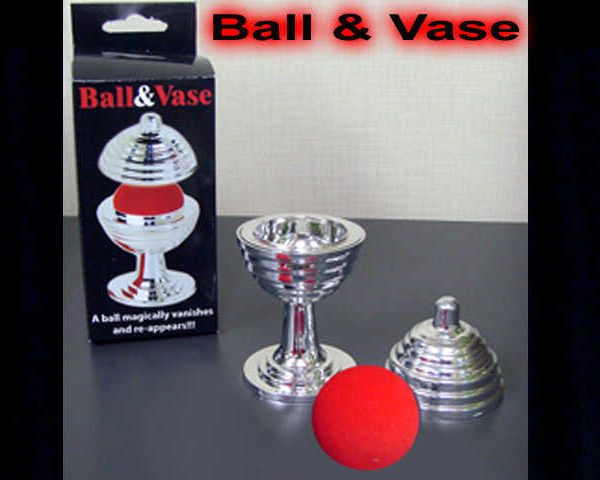 Ball-and-Vase