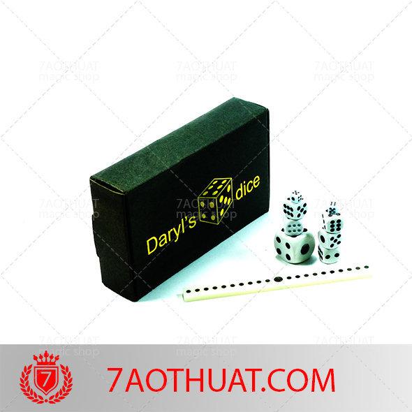 Daryl's- dice  - 3