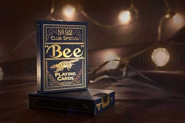 GOLDEN-BEE-PLAYING-CARDS