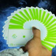 The School of Cardistry V3 Deck SOC 7