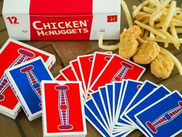 chicken nugget playing cards 1