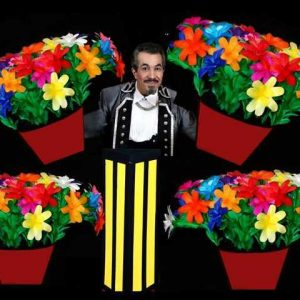 Appearing-4-Flower-Pots-From-Tube-3