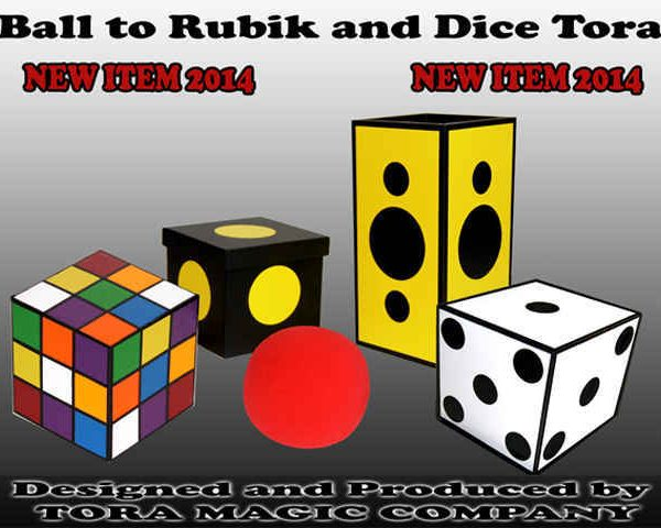 Ball-to-Rubik-and-Dice-Tora