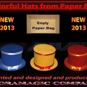 Colorful-Hats-from-Paper-Bag-NEW