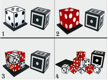 Tora-Black-and-White-Dice-Available-in-TWO-Colors-