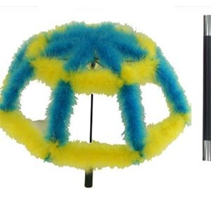 Tora-Color-Changing-Feather-Stick-and-Transforming-to-Feather-Umbrella-3