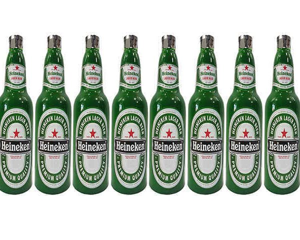 Tora-Multiplying-Heineken-Bottles