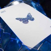 Butterfly-Playing-Cards-Limited-Collector-Edition-Blue-3