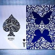 Butterfly-Playing-Cards-Limited-Collector-Edition-Blue-4