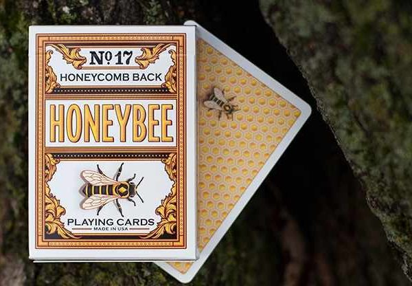 Honeybee-V2-Playing-Cards-Yellow-1