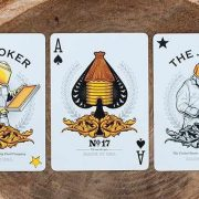 Honeybee-V2-Playing-Cards-Yellow-3