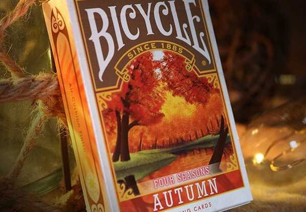 Bicycle-Four-Seasons-Limited-Edition-(Autumn)-1