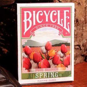 Bicycle-Four-Seasons-Limited-Edition-(Spring)-Playing-Cards-1