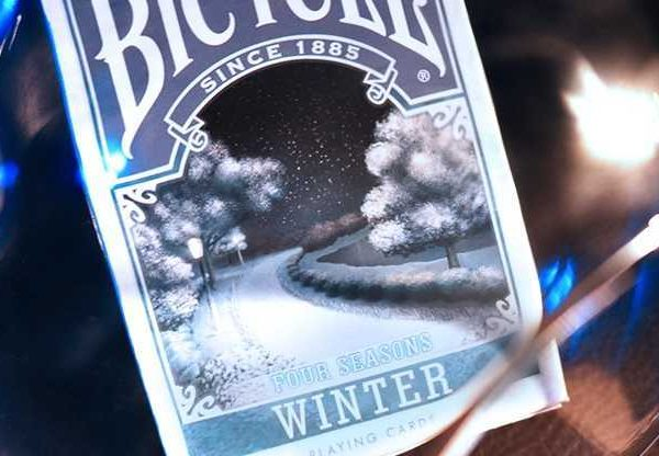 Bicycle-Four-Seasons-Limited-Edition-(Winter)-1