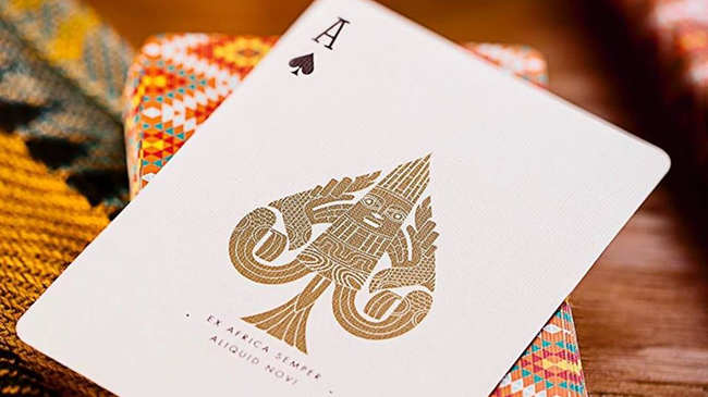 Lost Wax Playing Cards - 7aothuat