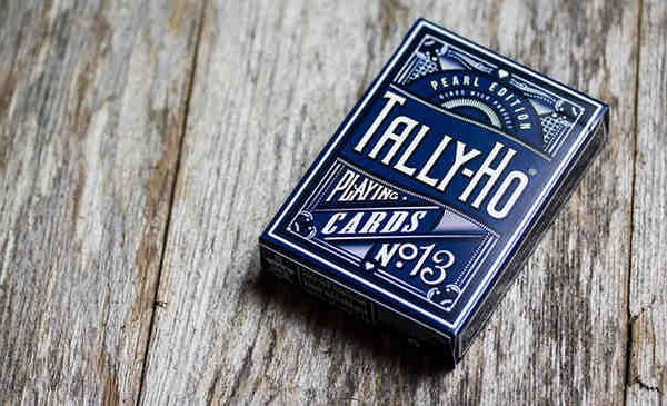 Tally-Ho Pearl-(Players-Edition)