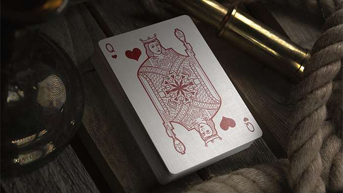King and Legacy: Gold Edition Marked Playing Cards - 7aothuat