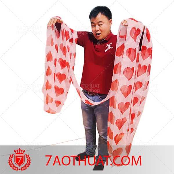 Heart Streamer 15cm (3)