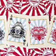 Limited-Edition-Circus-Nostalgic-Red-Gilded-Playing0Cards (5)