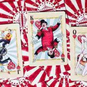 Limited-Edition-Circus-Nostalgic-Red-Gilded-Playing0Cards (6)