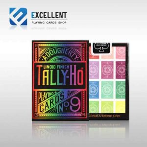 Spectrum Tally Ho (1)
