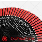Manipulation Fan (Small, 5 Colors)Red (1)