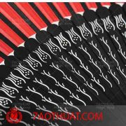 Manipulation Fan (Small, 5 Colors)Red (2)