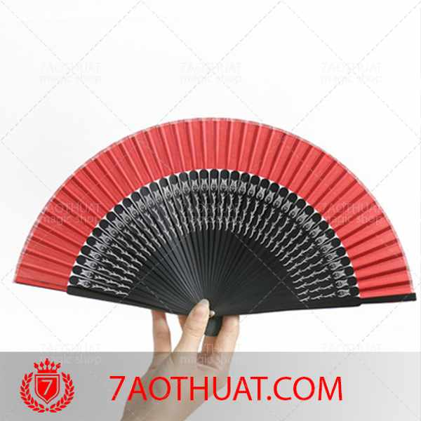 Manipulation Fan (Small, 5 Colors)Red (3)