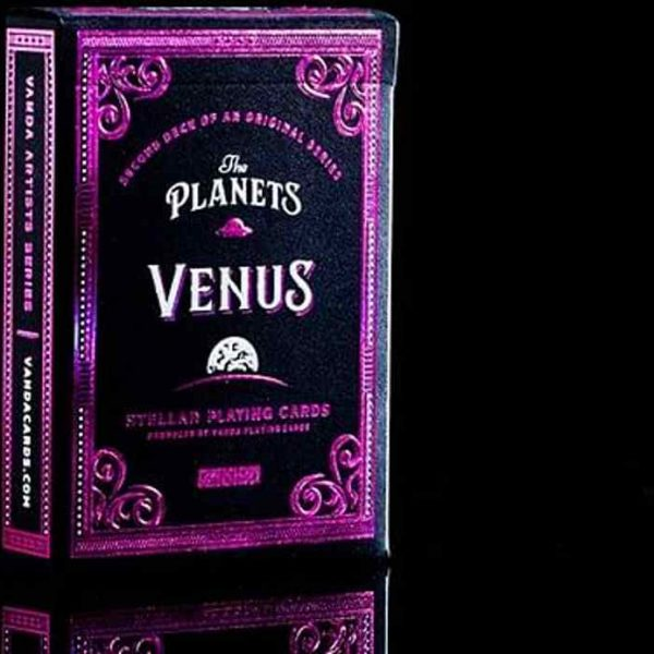 the-planets-venus-playing-cards