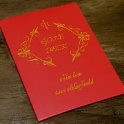 Gone deck by Shin Lim Handcrafted (6)