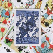 Limited Edition Hustling Joe (Gnome Back Blue Box) Playing Cards (4)