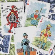 Limited Edition Hustling Joe (Gnome Back Blue Box) Playing Cards (5)