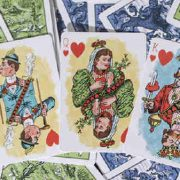 Limited Edition Hustling Joe (Gnome Back Blue Box) Playing Cards (6)