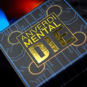 MENTAL DIE WHITE (With Online Instruction) by Tony Anverdi (4)