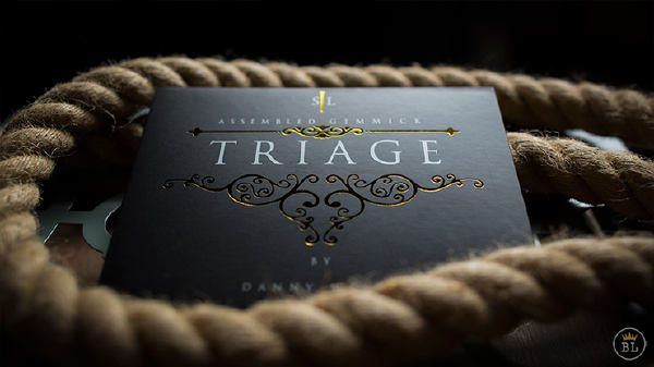 Triage by Danny Weiser Handcrafted (1)