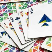 Limited Edition CardMaCon Playing Cards (5)