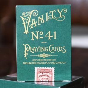 Limited Edition Late 19th Century Vanity, Clown Playing Cards (2)