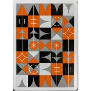 Retro Deck (Gray) Playing Cards (4)
