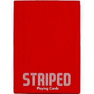 STRIPED Playing Cards (6)