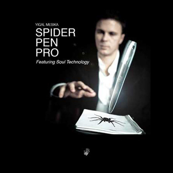 Spider Pen Pro Black Accessories by Yigal Mesika (1)