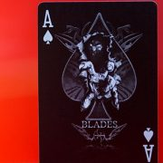 The Master Series - Blades Blood Moon by De'vo (Standard Edition) Playing Cards (4)
