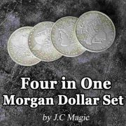 Morgan - Four-in-One - Coin - Set 2