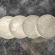 Morgan - Four-in-One - Coin - Set 3