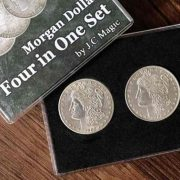 Morgan - Four-in-One - Coin - Set 9