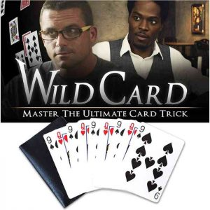 Wild- Card- Trick- Kit - Professional- Card- Trick 1