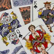 Circus- No. 47- (Blue-) Playing- Cards (1)