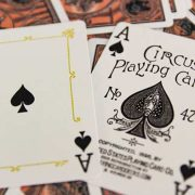 Circus- No. 47- (Peach)- Playing- Cards (3)