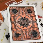 Circus- No. 47- (Peach)- Playing- Cards (4)