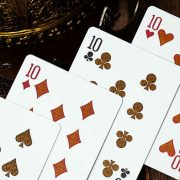 King- Arthur- Golden -Knight -(Foiled Edition)- Playing -Cards- by- Riffle- Shuffle (2)